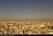 اراک| هوای شهر اراک در وضعیت ناسالم قرار گرفت
