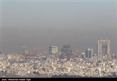 """مشهد  تنها هوای 14 روز از سال 96 برای مشهدیها """"پاک"""" بود"""