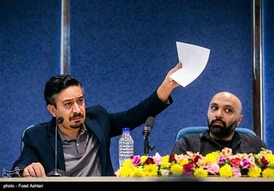 نشست خبری سیوششمین دوره جشنواره تئاتر فجر