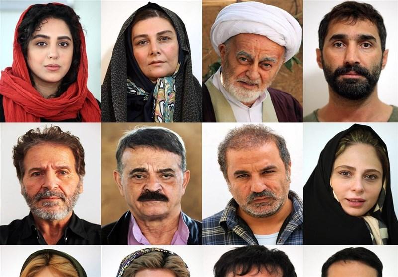 از گریم جدید هنگامه حمیدزاده تا روحانی شدن بهروز بقایی + عکس - اخبار تسنیم - Tasnim