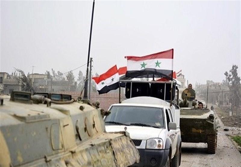 تحولات سوریه| محله «العجمی» حرستا آزاد شد/ازسرگیری حملات تروریستی به پایتخت سوریه