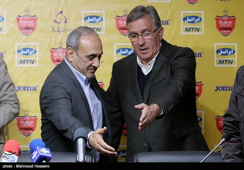 گرشاسبی: باشگاهی با بازیکن پرسپولیس مذاکره کند محروم میشود/ از زیرزمین برای ما پرونده شکایتی میآید!