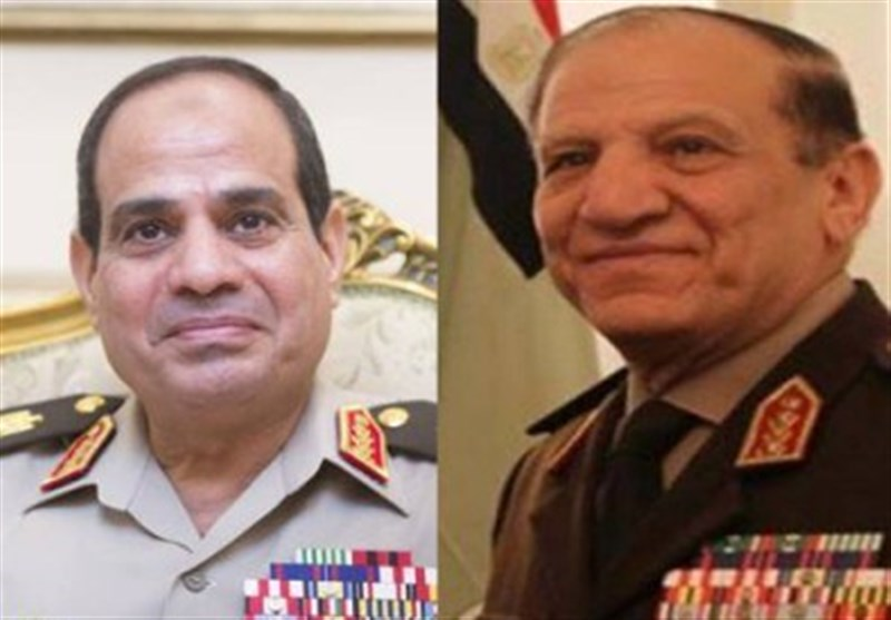 Sisi, Ex-Army Chief Sami Anan to Run in 2018 Election