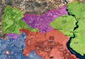 نقشه درع الفرات ترکیه