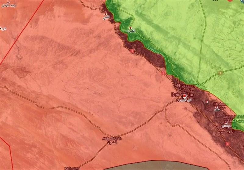 سوریه|وضعیت میدانی سوریه در سال 2017/کدام گروههای تروریستی باقی ماندهاند+ نقشهها