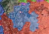موشک باران مواضع النصره در ادلب؛ کشته شدن شماری از نظامیان ترکیه
