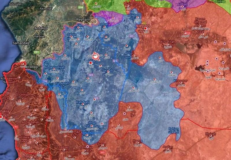 سوریه|آزادسازی دو روستای دیگر در حومه ادلب
