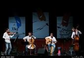 گروه نفس با اجرای خومه کومته از اسپانیا