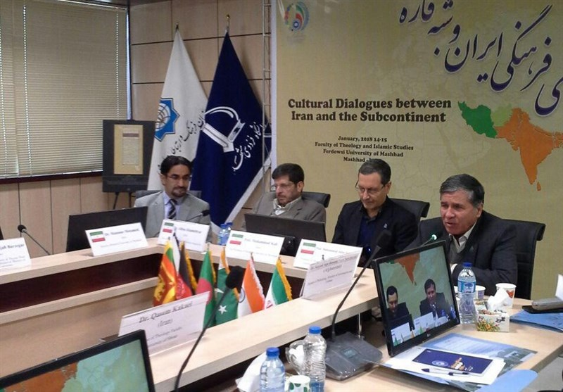 همایش بینالمللی گفتوگوی فرهنگی ایران و شبه قاره هند در دانشگاه فردوسی آغاز شد