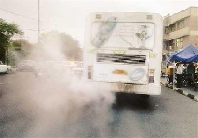علت افزایش میزان آلودگی هوای کلانشهرهای کشور چیست