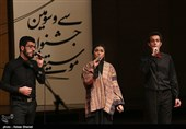 گروه آوازی تهران در در چهارمین شب سیوسومین جشنواره موسیقی فجر