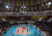 ایمن بتن ارومیه با بازیکنان بومی در سوپرلیگ والیبال حاضر میشود