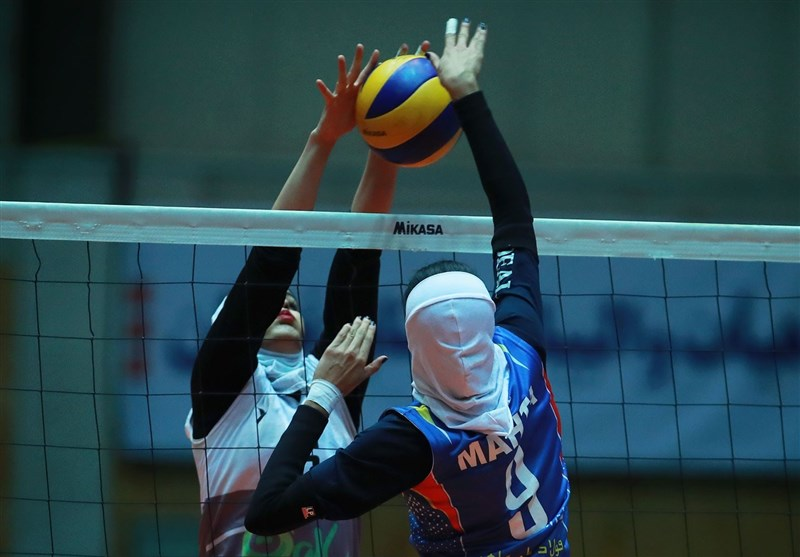 Iran Drawn with Australia in Asian Women's U-19 Volleyball Championship