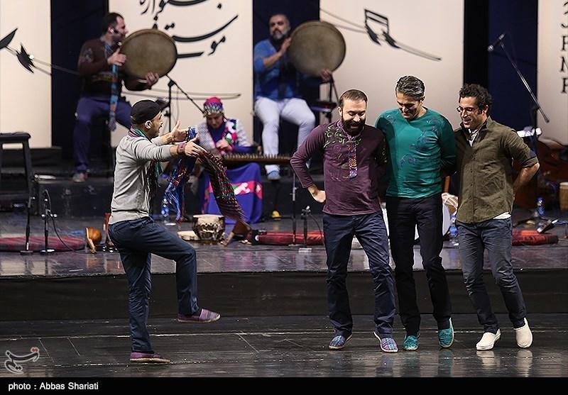 جشنواره موسیقی فجر| رستاک، اوگر و گروه آوازی به روایت عکس