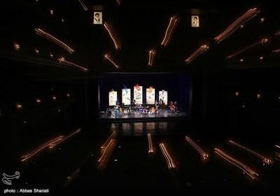 گروه رستاک در چهارمین شب سیوسومین جشنواره موسیقی فجر