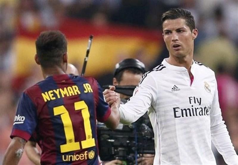 برنامه رئال مادرید برای معاوضه رونالدو با نیمار