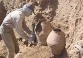 خراسانرضوی| 13 حفار غیرمجاز آثار تاریخی شهرستان بردسکن دستگیر شدند