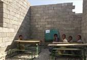 حال ناخوش مدارس سیستانوبلوچستان+ تصاویر