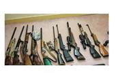 شکارچیان غیرمجاز در پارک ملی کرخه دستگیر شدند