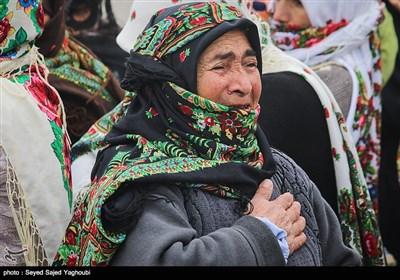 شهید الماس بیرامی دولتسرایی در 21 تیرماه سال 67 از تیپ 40 ارتش به درجه رفیع شهادت نائل آمد و پیکر پاک وی امروز با حضور مردم ولایی اردبیل تشییع شد.