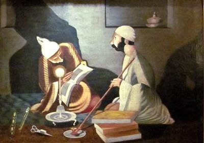 تهران دو قرن پیش را در این نقاشی ها ببینید + تصاویر