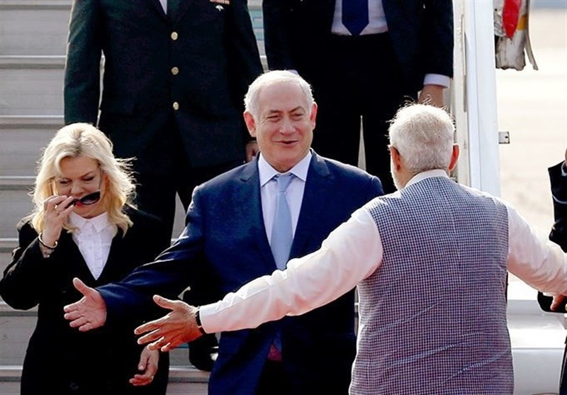 صہیونی وزیر اعظم کے دورہ ہندوستان کی وجوہات کچھ اور
