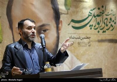 سخنرانی مسعود ده نمکی