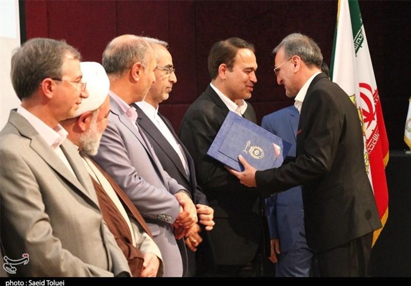 معارفه دبیر شورای هماهنگی بانکهای خراسان شمالی برگزار شد+تصاویر