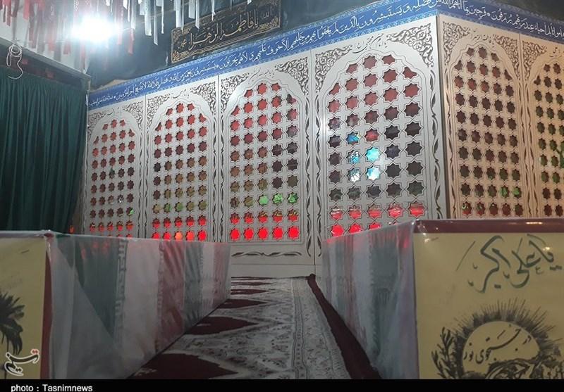 بازگشت پیکر مطهر شهید فرزاد سمالی و شهید امرالله احمدی به وطن