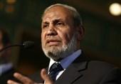 الزهار: تا آزادسازی فلسطین به تظاهرات در غزه ادامه میدهیم