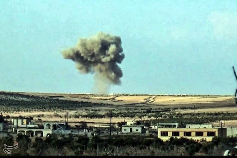 هدف آمریکا از حمله به نیروهای طرفدار سوریه چه بود؟