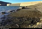 خرمآباد| 60 درصد حجم مخازن سدهای استان لرستان خالی است