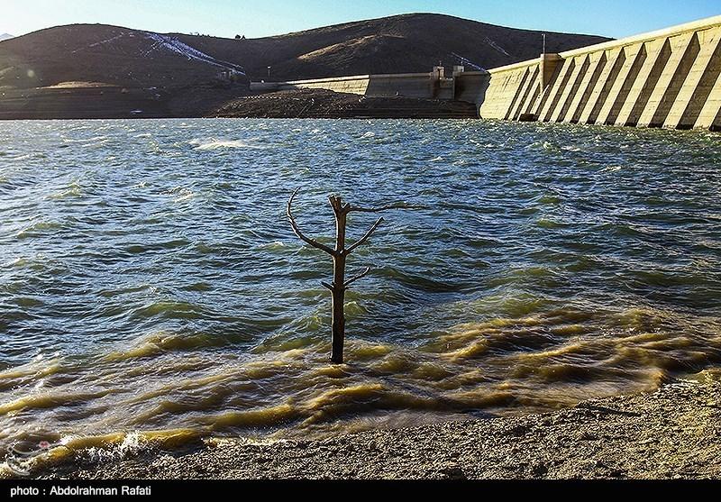 بهبود وضعیت منابع آبی استان همدان بر اثر بارش برف و باران