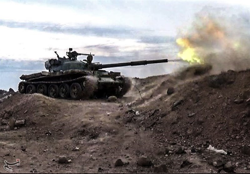 Syria Army Inflicts Losses on Terrorists in Idlib, Hama
