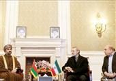 تأکید لاریجانی بر جذب سرمایهگذاریهای بیشتر بین ایران و عمان