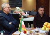 ضیایی: فدراسیون تلاش میکند برنامهها و نظرات کولاکوویچ را تامین کند