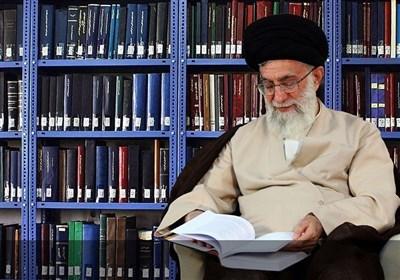 رهبر انقلاب و کتاب