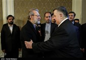 PUIC Conference Guests Meet Iran's Parliament Speaker