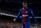 سود مالی بارسلونا از مصدومیت دمبله!
