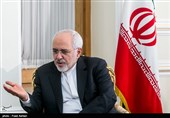 ظریف: امیدوارم شایسته محبتهای رهبری باشم
