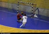 تورنمنت چهارجانبه فوتسال تبریز| تیم ملی ایران مقابل بلاروس از شکست، پیروزی ساخت