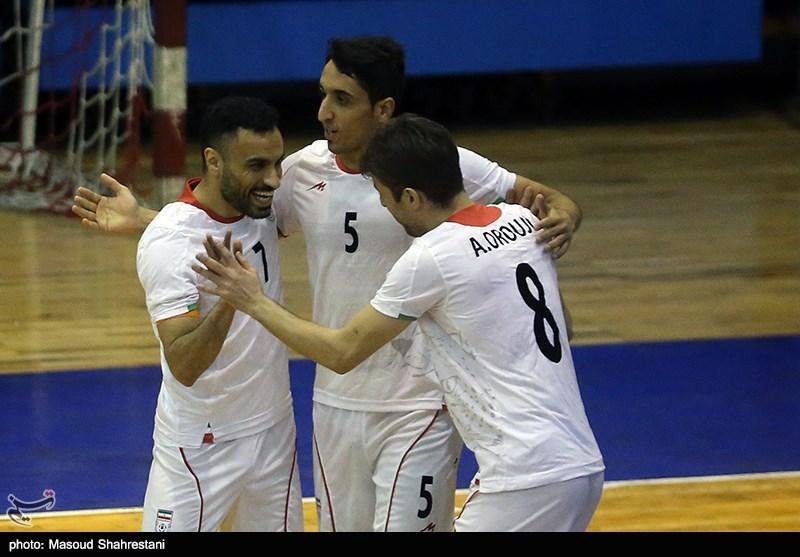 Iran Favorite to Win AFC Futsal Championship Title