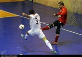 Iran Futsal Team Defeats Azerbaijan in Friendly