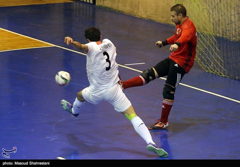 Iran Futsal Team Defeats Azerbaijan in Friendly
