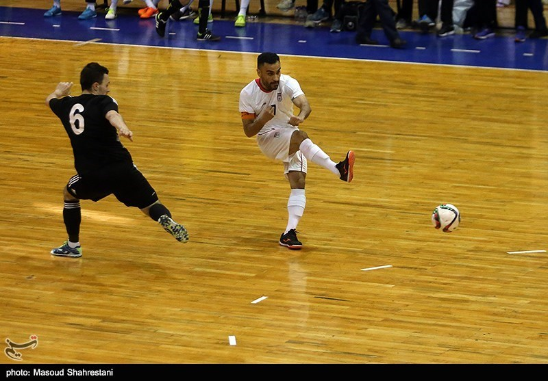 Iran Futsal Team to Travel to Azerbaijan on Monday