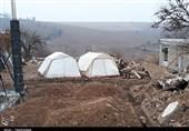 روستای زلزله زده چریک بجنورد