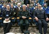 گردهمایی مسئولان برنامه و بودجه نیروهای مسلح برگزار شد + عکس