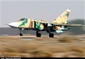 اخبار رزمایش| داگ فایت میگ-29 و F-14 های نهاجا/ انهدام رادارهای زمینی توسط سوخو-24