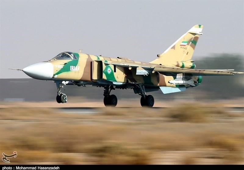 اخبار رزمایش  انهدام اهداف با موشکهای Kh-25 جنگندههای سوخو 24