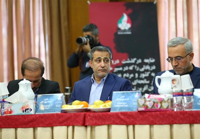 سعیدی: عزم کمیته ملی المپیک بر پرداخت صددرصدی بودجه فدراسیونها است/ 500 تا 550 هزار دلار پاداش روی سکو به ورزشکاران پرداخت کردیم